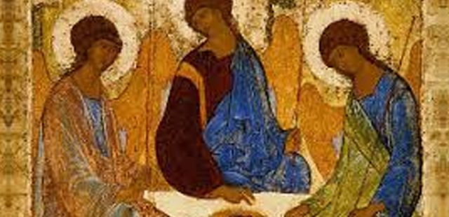 OUR CHURCH PATRON SAINT (КРСНА СЛАВА) – HOLY TRINITY AND DESCENT OF HOLY SPIRIT ON THE APOSTLES